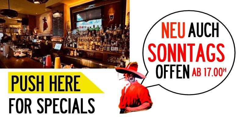 Das älteste mexikanische Restaurant in Zürich – Bar. Restaurant. Don ...